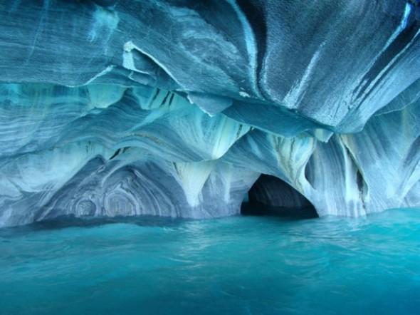 Chile: cuevas demármol