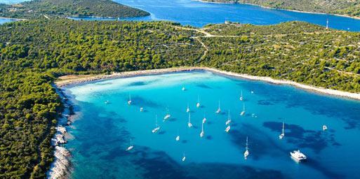 Las 12 mejores playas deCroacia