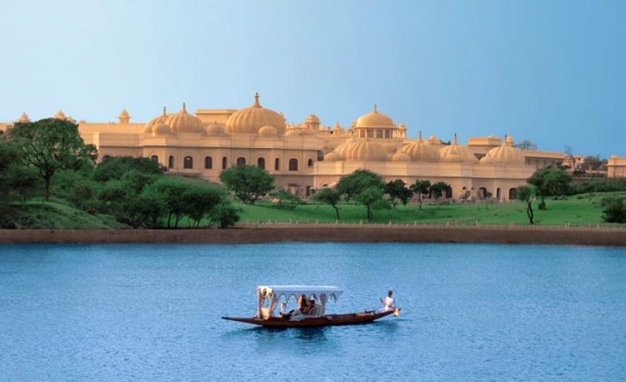 """El """"mejor hotel del mundo"""" está en laIndia"""