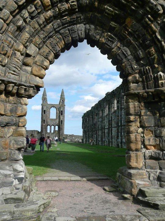 Andrews, en Escocia