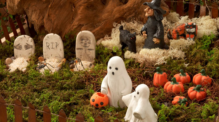 decorar-el-jardin-en-halloween-con-poco-dinero