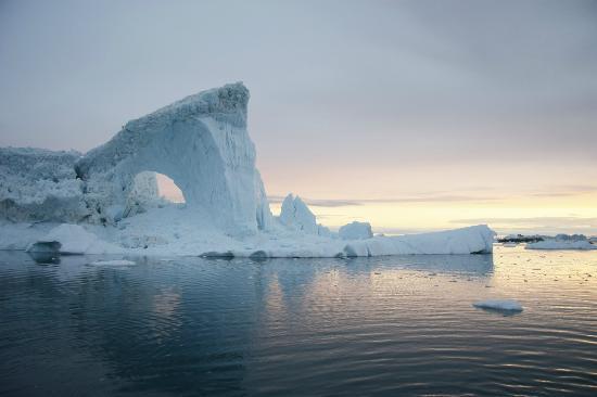 Fiordo de Ilulissat
