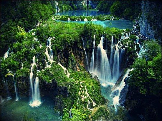10 fantásticas cascadas