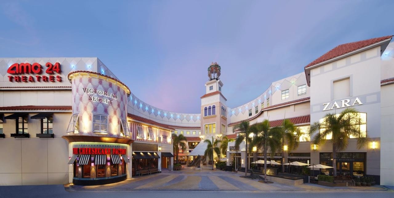 Los 10 mejores lugares para ir de compras enMiami