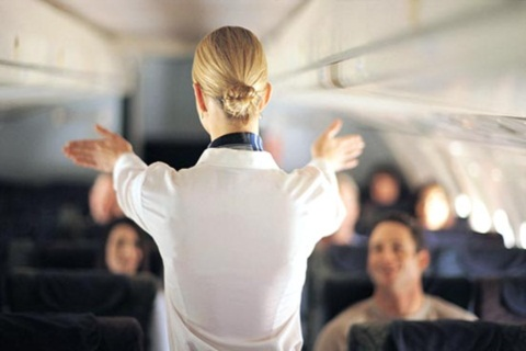 Los videos de seguridad en vuelo dejaron de seraburridos