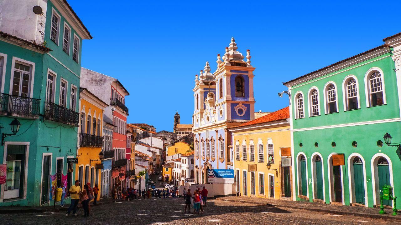 Salvador de Bahía:  La cadena de hotelesIberostar