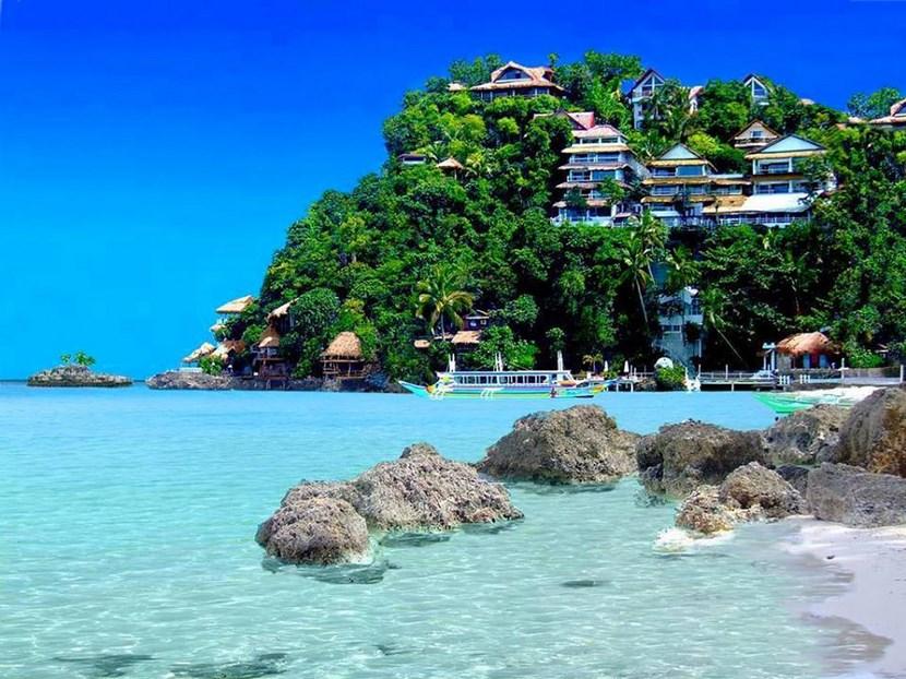 Luna de miel en:FILIPINAS