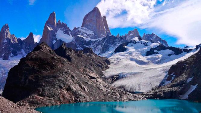 Los Glaciares enArgentina