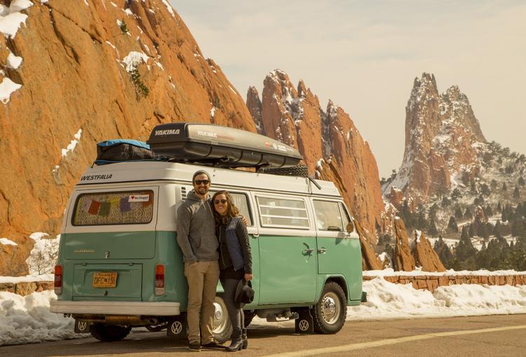 Una nueva tendencia: Vender todo y vivir viajando en unacamioneta!
