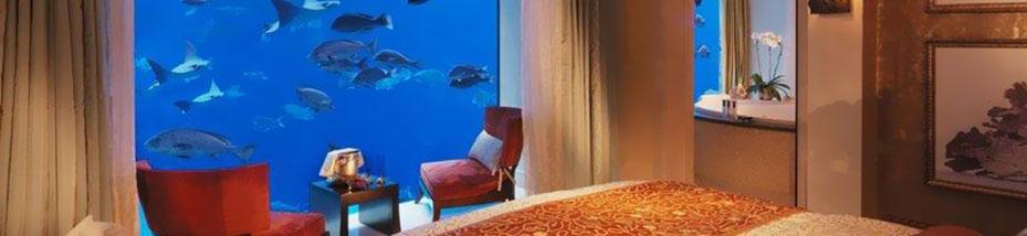 10 hoteles con vistas increíbles que te dejaránboquiabierto
