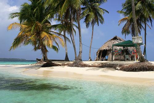 Las islas de San Blas(Panamá)