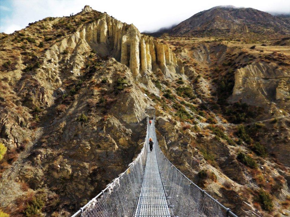 Cinco destinos para hacer trekking enAsia