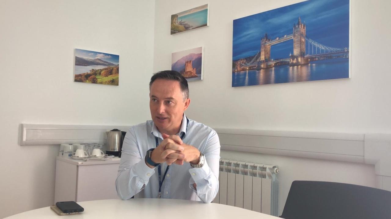 Entrevista con Ian Duddy, Embajador del Reino Unido enUruguay.